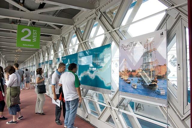 tower bridge river thames-exhib-photo