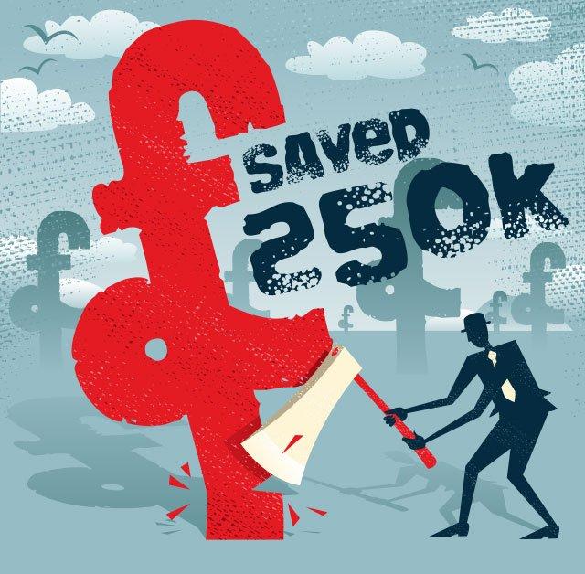 saving-£250k