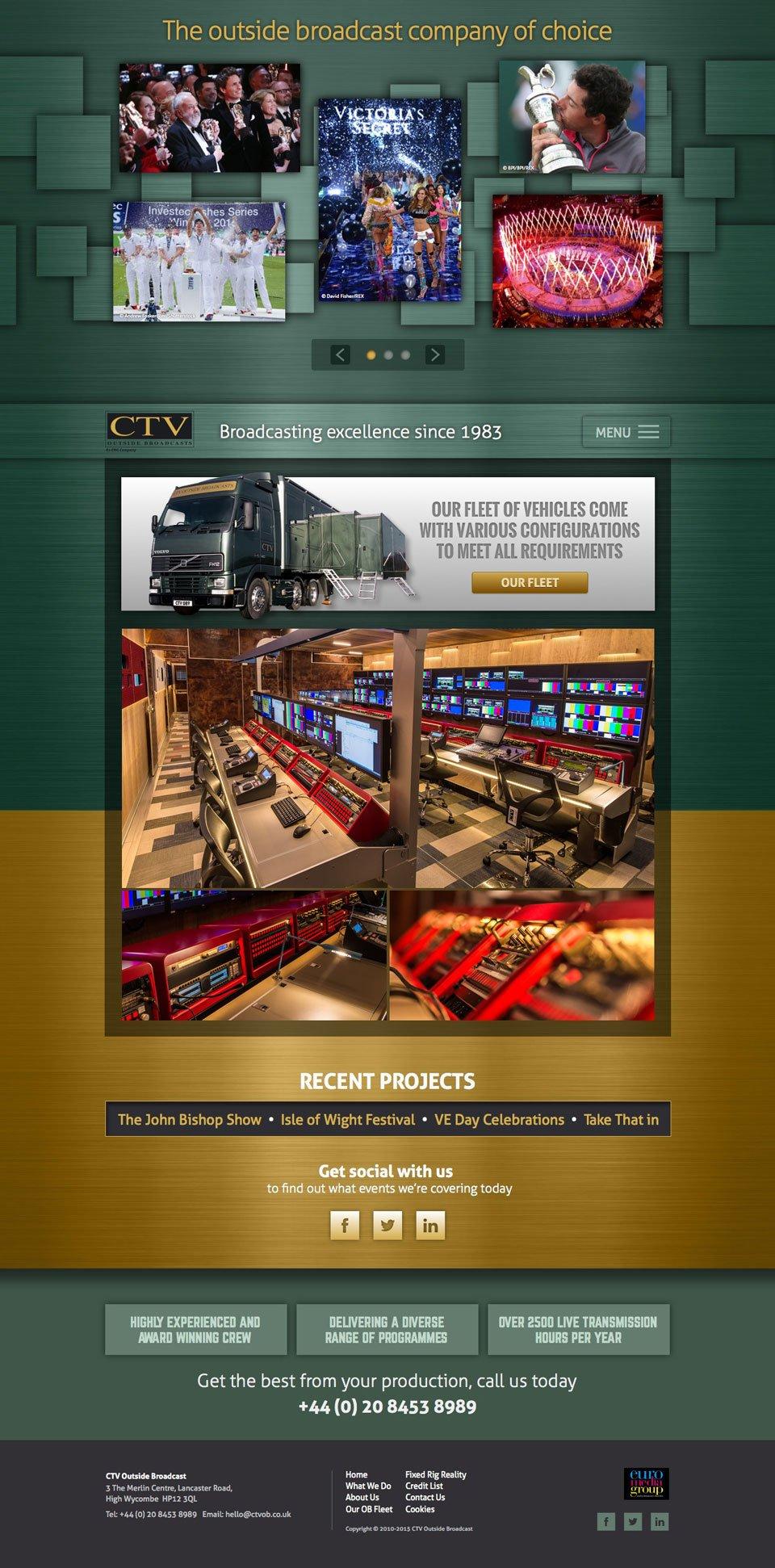 ctv-website-home-page