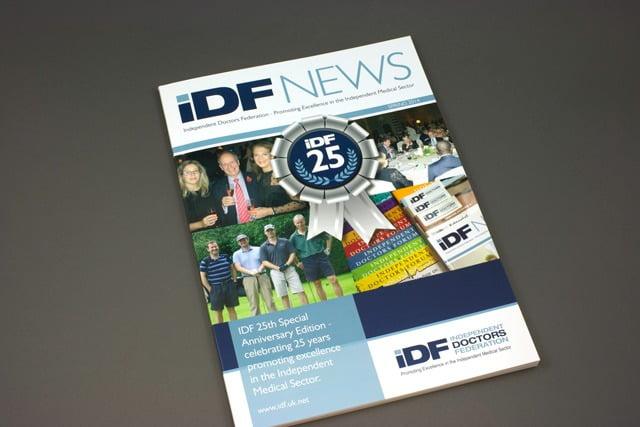 IDF Spring Cover