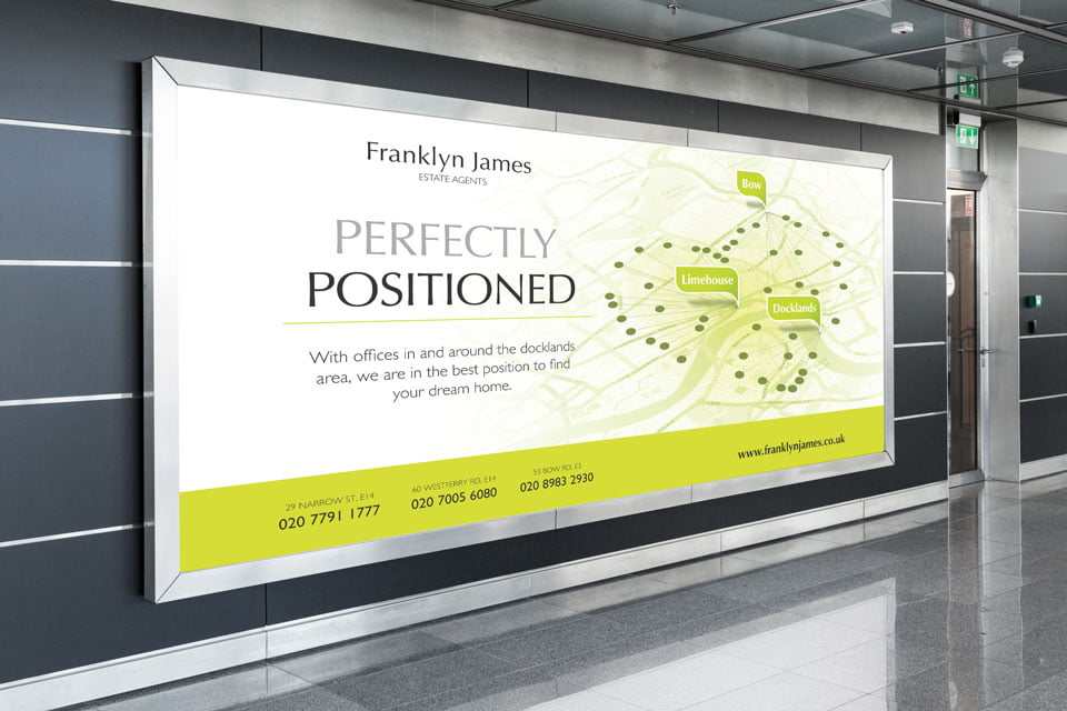 Franklyn James Billboard