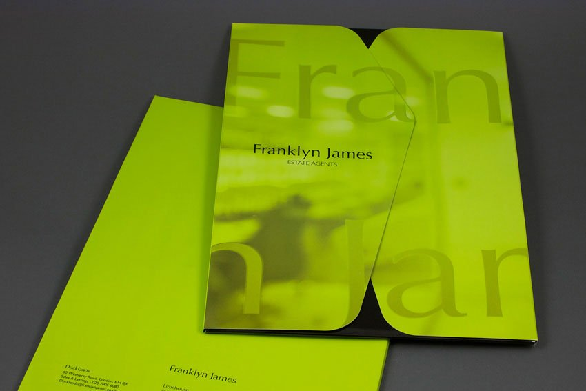 Franklyn James Folder