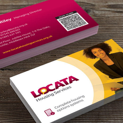 Locata Business Card