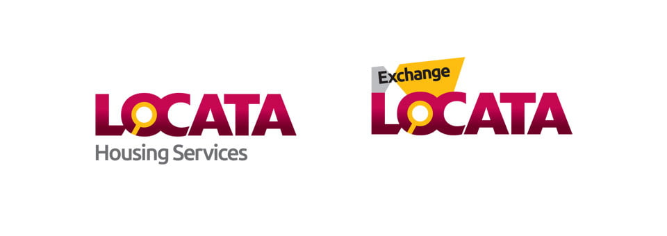 Locata Housing Services Logos