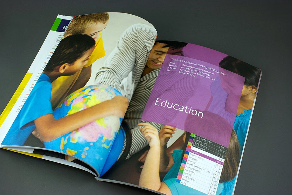 Barking & Dagenham Adult College Prospectus Education