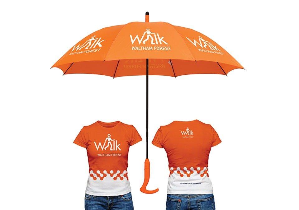 Mini Holland Shirts and Umbrella
