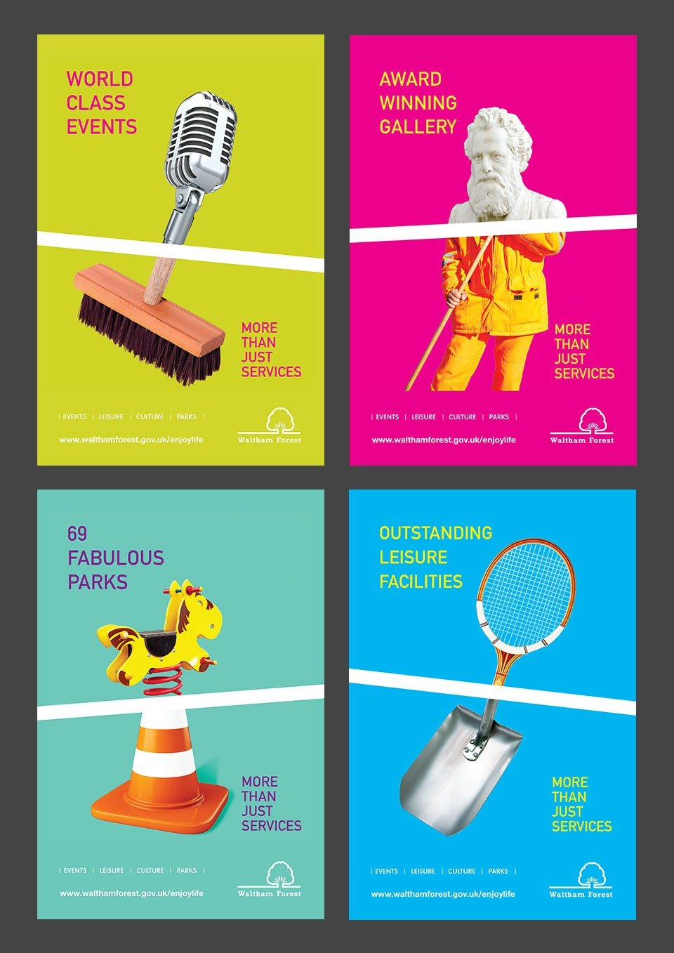 Quality of Life Posters