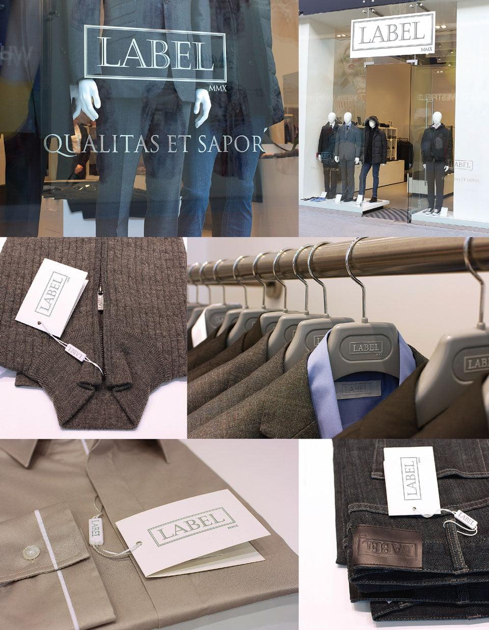 Label Clothes