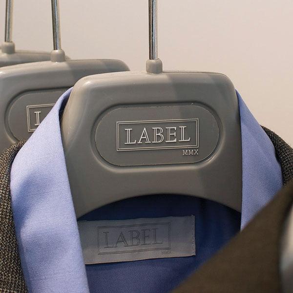 Label Coathanger